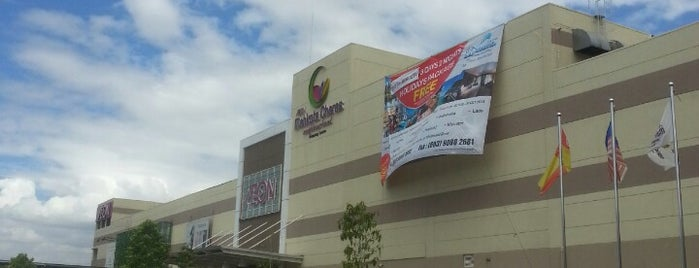 AEON Mahkota Cheras Shopping Centre is one of Shopping Mall..
