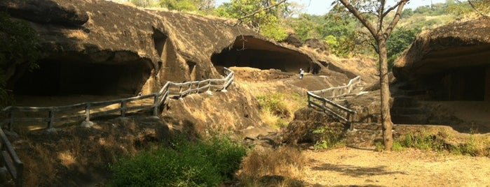 Kanheri Caves is one of Guide to Mumbai's best spots.