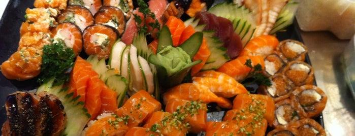 Japa Jato is one of Guia Rio Sushi by Hamond.