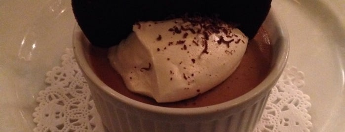 The Chocolate Room is one of The Best Places to Go After the Barclays Center.