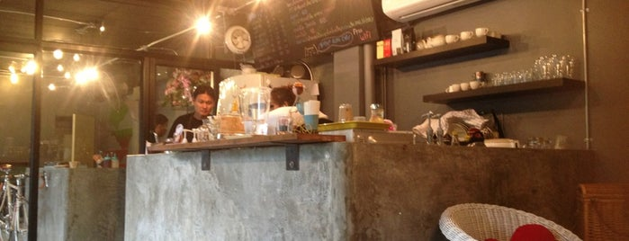 Koffee Bike Cafe' is one of Cafe.
