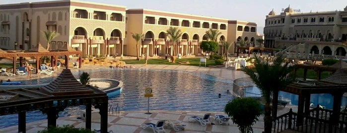 SENTIDO Mamlouk Palace Resort is one of Egypt Finest Hotels & Resorts.