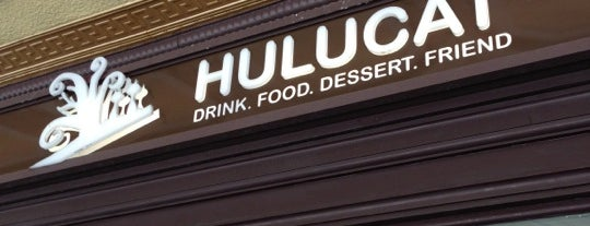 Hulucat Tea House is one of NZ to go.