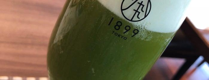 GREEN TEA RESTAURANT 1899 OCHANOMIZU is one of 東京.