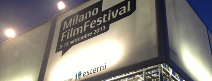 Milano Film Festival 2013 is one of Ф.