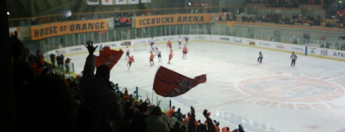 Nikko Ice Arena is one of スケートリンク.