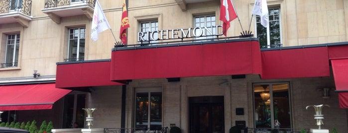 Hôtel Le Richemond is one of Geneva.