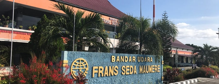 Fransiskus Xaverius Seda Airport (MOF) is one of Airport in Indonesia.