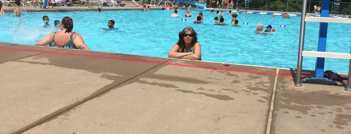 Oxford Valley Pool is one of Diane list.