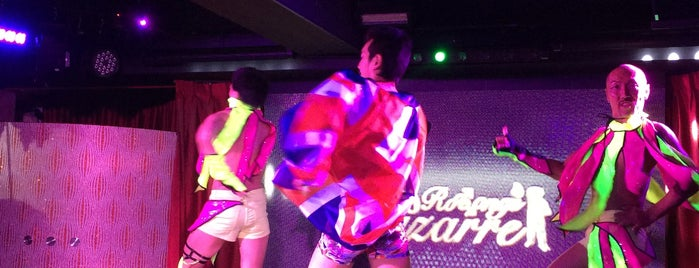 Burlesque Tokyo is one of Tokyo! (^_^)v.
