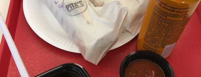 Pita's is one of St. Pete's.