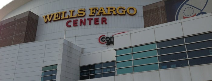 Wells Fargo Center is one of NHL Hockey Arenas.