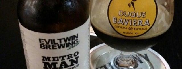 Duque Baviera is one of Cerveja Artesanal Interior Rio de Janeiro.