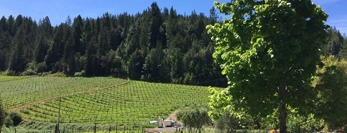 Porter Bass Vineyard is one of #BudSpots.