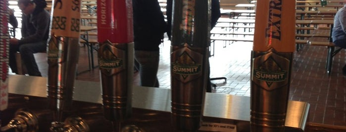 Summit Brewing Company is one of Minnesota Breweries and Brewpubs.