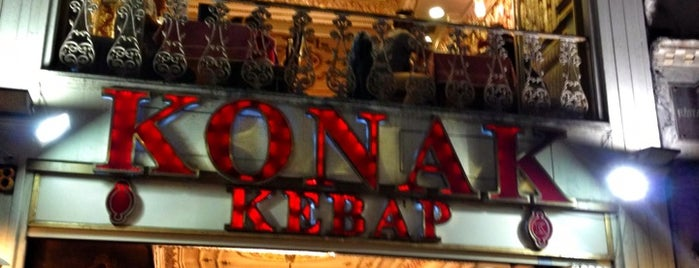 Konak Kebap is one of İstanblue.