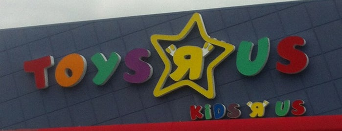 "Toys""R""Us is one of Recycle Hotspots."