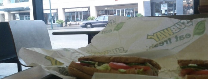 Subway is one of Tidbits Vancouver 2.