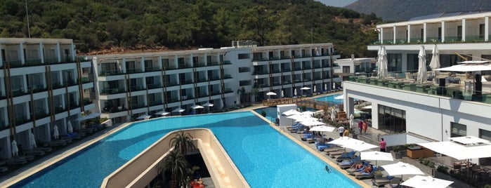 Thor Luxury Hotel & SPA Bodrum is one of Bodrum /TURKEY City Guide.