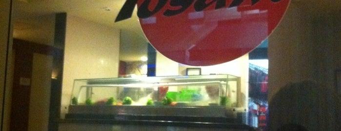 Tosaka is one of Guia Rio Sushi by Hamond.