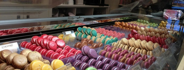 MacarOn Café is one of Espresso - Manhattan >= 23rd.
