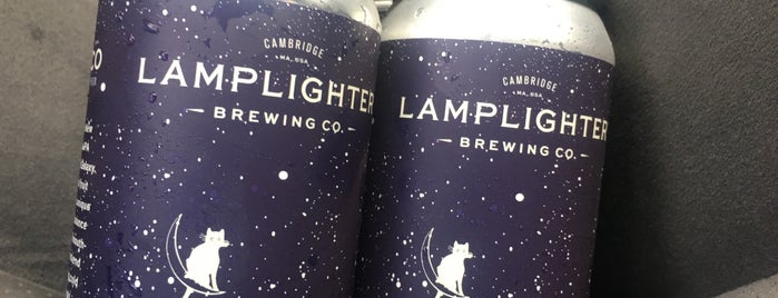 Lamplighter Brewing Co. is one of Bars and Restaurants in Boston.