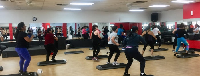 Lucille Roberts - Jersey City is one of Lucille Roberts Gyms.