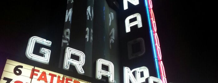 Granada Theater is one of Dallas-Fort Worth.