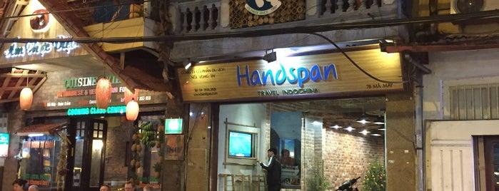Handspan Adventure Travel is one of Vietnam.