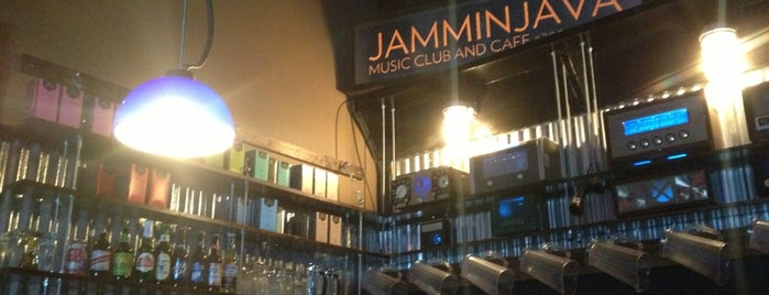 Jammin Java is one of Venues.