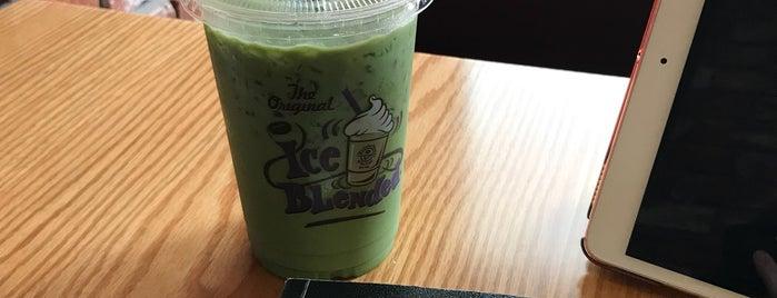 The Coffee Bean & Tea Leaf is one of SEOUL.