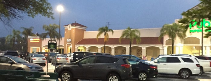 Orange Lake Town Center is one of Places checked in too.