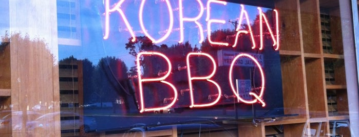 Kahl-Bee Korean Restaurant is one of 20 favorite restaurants.