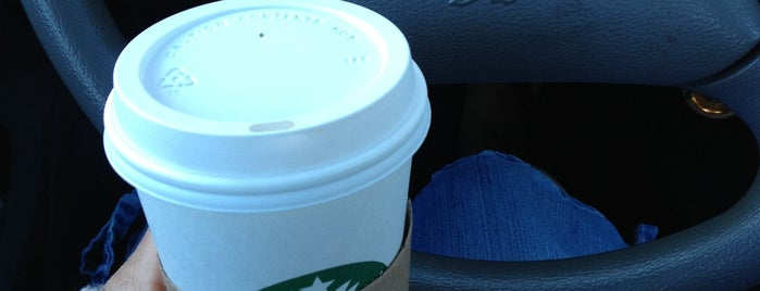 Starbucks is one of Sonora's Active Four Square List.