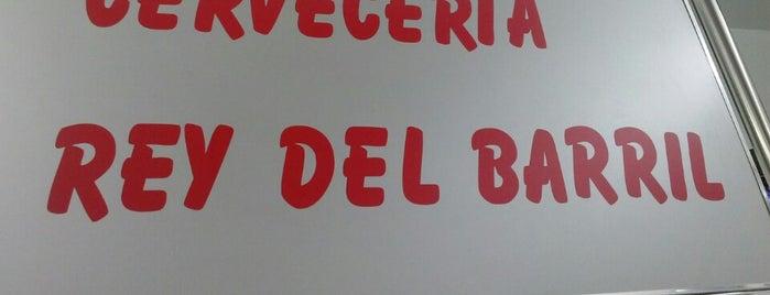 El Rey Del Barril is one of Sitios por ir.