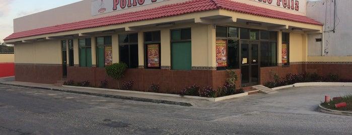 El Pollo Feliz is one of Restaurantes en los que he comido!!!.