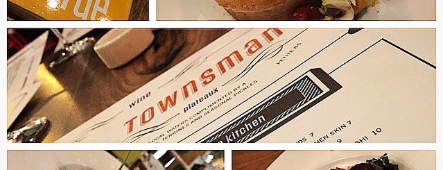 Townsman is one of Boston To Do List.