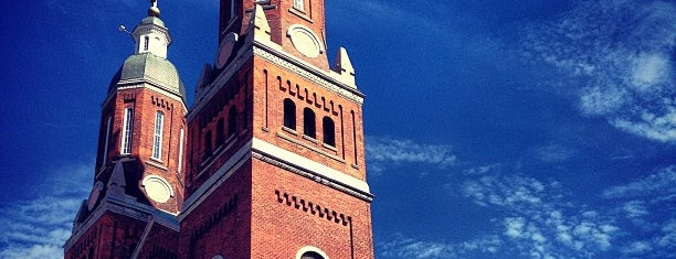 Assumption Church is one of Syracuse's Northside Guide.