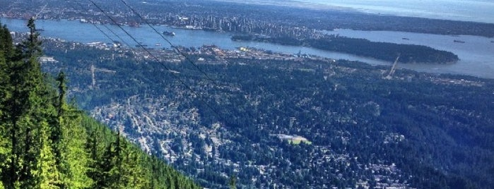 Grouse Mountain is one of Beautiful British Columbia.