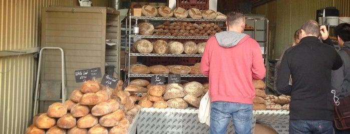 St John Bakery is one of London.