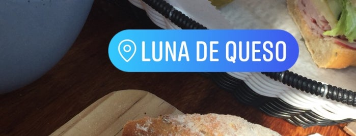Luna de Queso is one of To try.