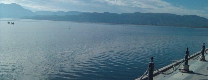 Köyceğiz Gölü is one of Kamp.