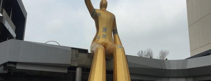 Yongsan Station Plaza is one of Hani.