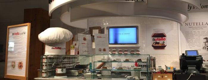 Nutella Cafe is one of İnstagram: hmmlayanlar.