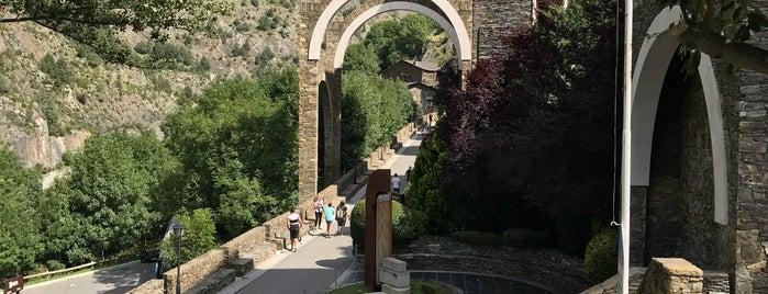 Santa Maria De Meritxell is one of Andorra.