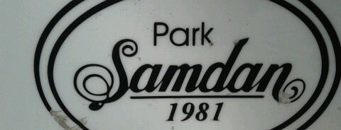 Park Şamdan is one of Vedat Milor İstanbul 100 Lokanta.