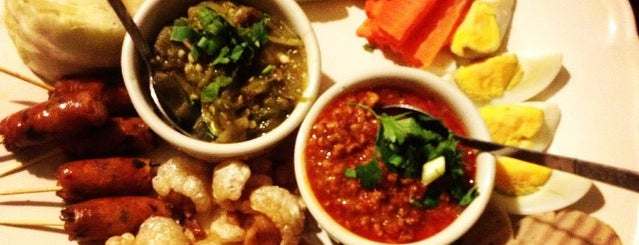 ร้านเขยเชียงใหม่ is one of Favorite Food.