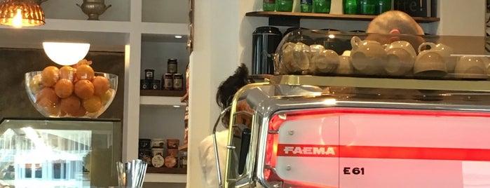 Café Délice is one of HAM × Eat × Drink.