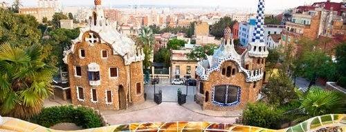 Park Güell is one of Barcelona.