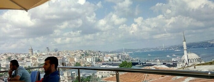 Giriftar Cafe is one of Istanbul.